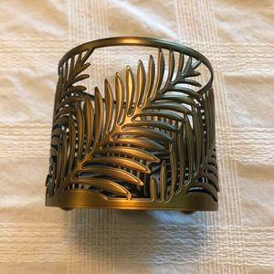 Bath & Body Works Palm Print Candle Holder